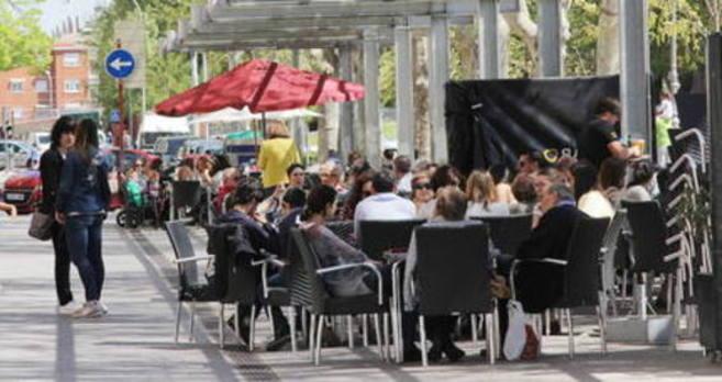 Ajo de Sopas recibe la licencia para la segunda terraza cubierta en la ciudad