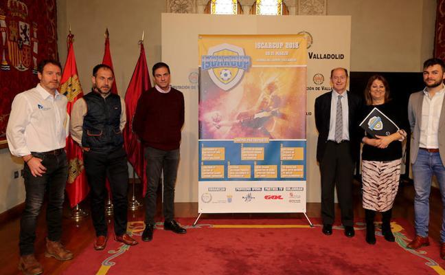 Medina del Campo prepara la Iscar Cup 2018