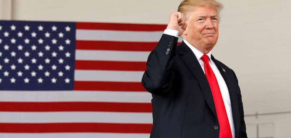 Trump quiere que EE UU tenga una «fuerza espacial»