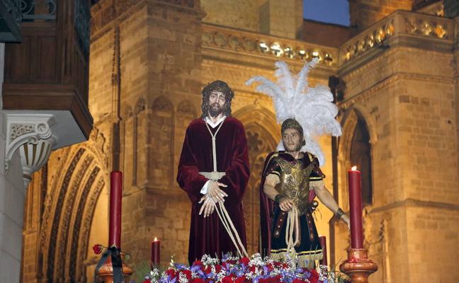Programa de procesiones del Viernes de Dolores, 23 de marzo, en Palencia