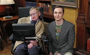 'The Big Bang Theory' y Stephen Hawking