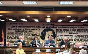 Carlos Martínez defiende en el Senado que los PGE incluyan fondos de cohesión que completen los europeos