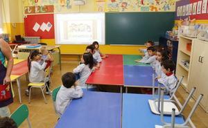 Los colegios abren la carrera por captar escolares para el próximo curso