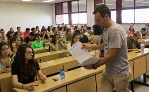 Los estudiantes reclamarán el 23 de marzo en Valladolid una prueba única de acceso a la universidad