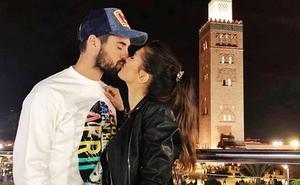 Isco Alarcón y Sara Sálamo, de escapada romántica en Marrakech
