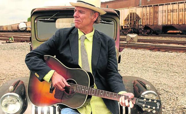 El Huercasa Country Festival confirma la presencia de John Hiatt en julio en Riaza