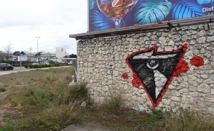 Los grafitis que invadieron la ciudad