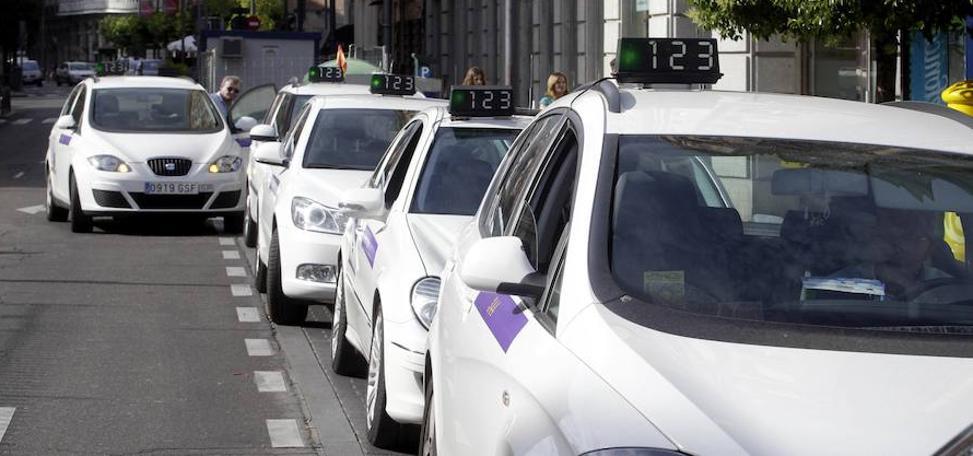 C's pide reubicar las paradas de taxi de Duque de la Victoria, Gamazo y María de Molina