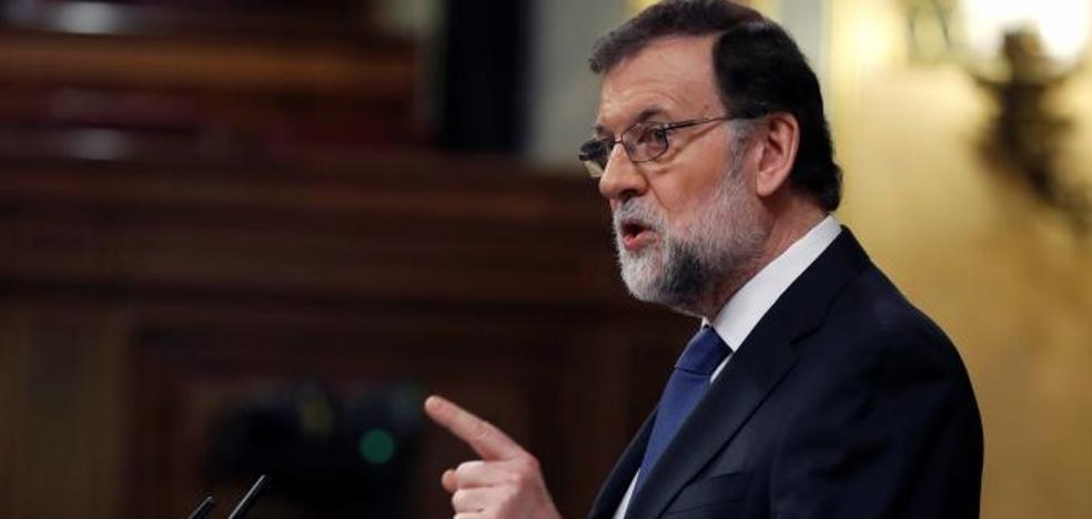 Rajoy ve «razonable» mejorar las pensiones mínimas según el IPC solo en 2018