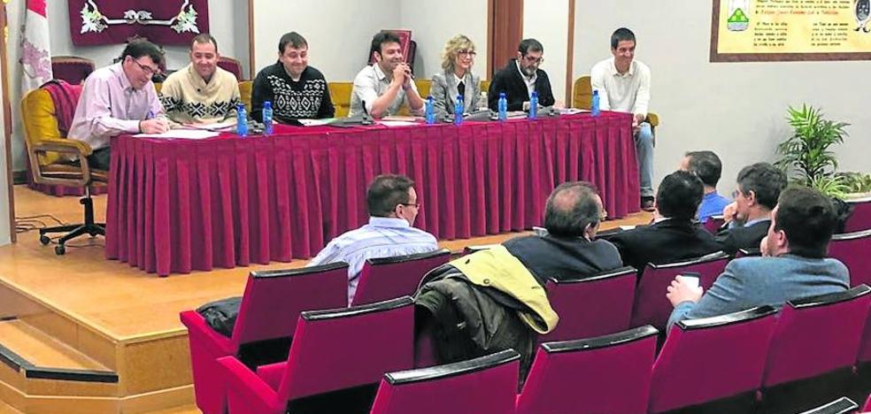Los alcaldes reclaman la señalización del parque natural de Castronuño