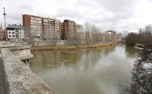 Gisele pone en alerta a Palencia por lluvia y viento
