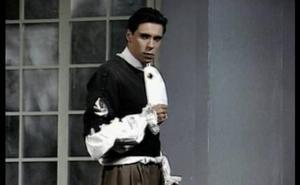 Así era Óscar Puente como actor (de éxito)
