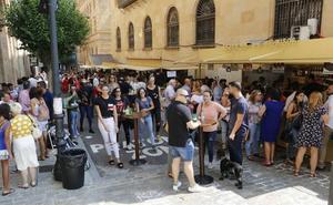 La Feria de Día da un giro radical para ofrecer más calidad y reducir las quejas