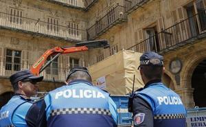 El PSOE exige al PP que haga pública la memoria de la Policía Local de 2017