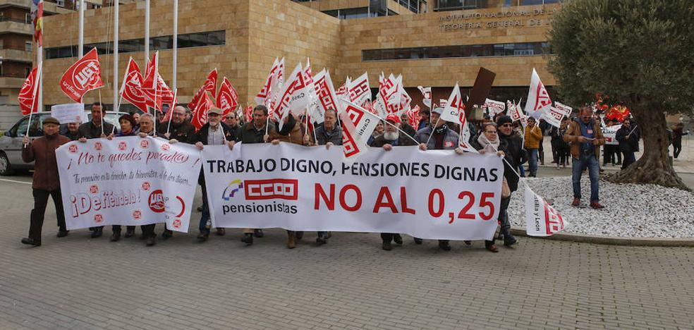 UGT y CCOO piden que se fije de una forma «definitiva» el modelo de pensiones