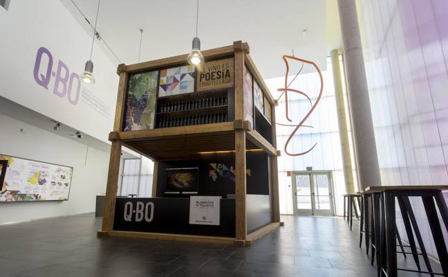 El edificio 'Q-BO' de la Granja José Antonio ultima su apertura como centro gastronómico