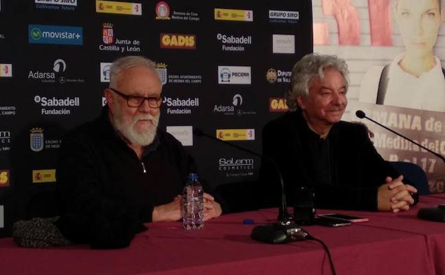 Gonzalo Suárez: «Se hacen grandes películas pero se ha perdido el cine de autor»