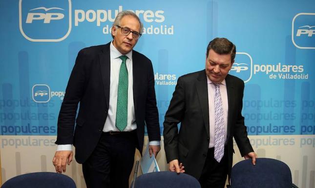 El PP de Valladolid exhibe sus 20 años de gobierno como aval para el segundo cambio de la ciudad