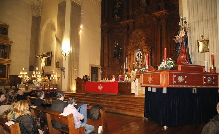 Bendición del Paso de la Virgen Del Perdón