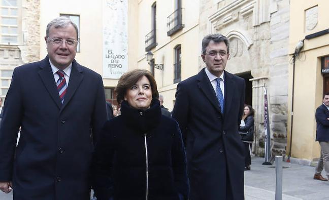 El Gobierno anuncia en León un plan tecnológico para extender la banda ancha al mundo rural en su lucha contra la despoblación