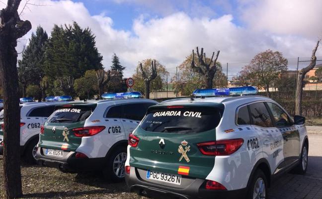 La Guardia Civil compra a Renault 180 Kadjar fabricados en Palencia