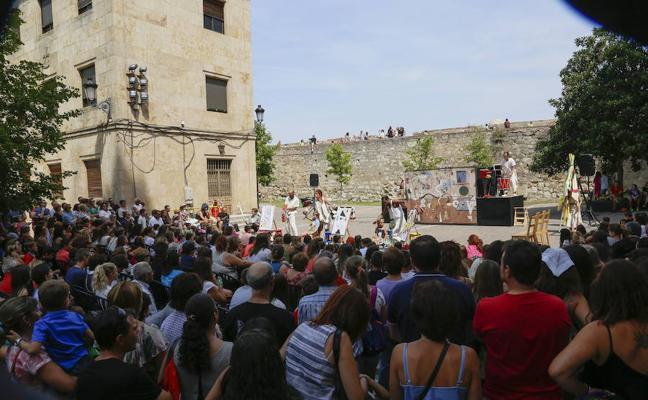 La Junta aprueba una ayuda de 203.000 euros para financiar la Feria de Teatro