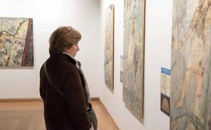 'El Cielo de Salamanca' exhibe su rupturismo pictórico