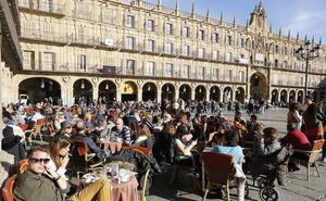 La Semana Santa creará 461 contratos en Salamanca