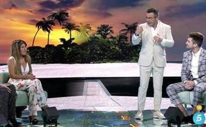 Cruce de 'pullas' entre Chabelita y Alejandro Albalá