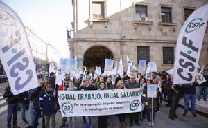 El acuerdo sobre los funcionarios recae en 161,535 beneficiarios en Castilla y León