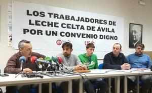 Huelga en Leche Celta por no llegar a acuerdo con la dirección
