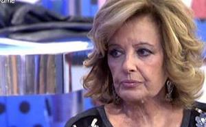 María Teresa le echa un capote a Edmundo