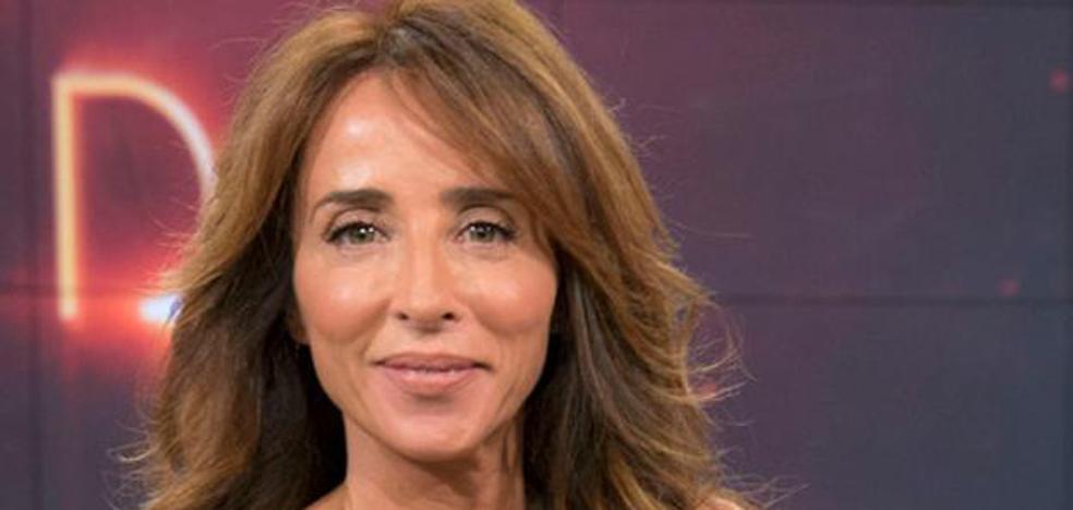 María Patiño sufre un accidente