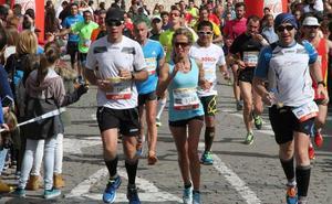 Un mapa de esfuerzo recoge los puntos clave de la Media Maratón