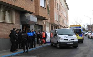 Fallece un joven en la calle Madrona