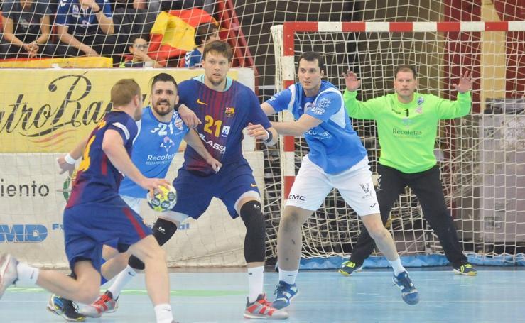 Recoletas Valladolid 29 - 30 Barcelona
