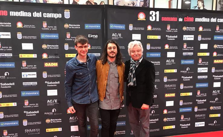 Gala de clausura de la Semana de Cine de Medina del Campo