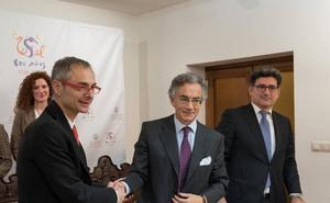La USAL refuerza su colaboración con las instituciones de EE UU