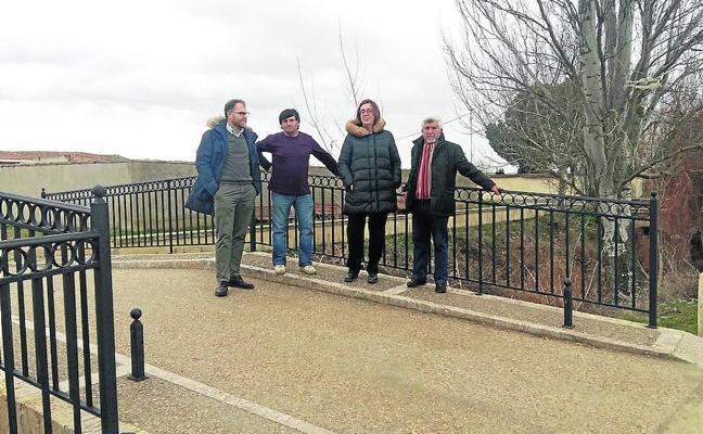 Boadilla del Camino reparará el puente sobre el arroyo Verco
