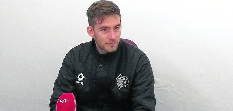 Cortés: «Está claro que jugar contra el líder nos motiva, pero la presión es igual todos los partidos»