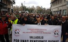 UGT y CCOO llaman a manifestarse a mayores y jóvenes hoy en toda Castilla y León
