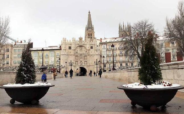 Se activan las alertas por nieve en Castilla y León