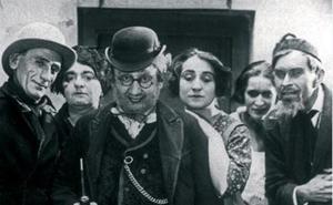 La película perdida que profetizó el ascenso nazi se reestrena 94 años después