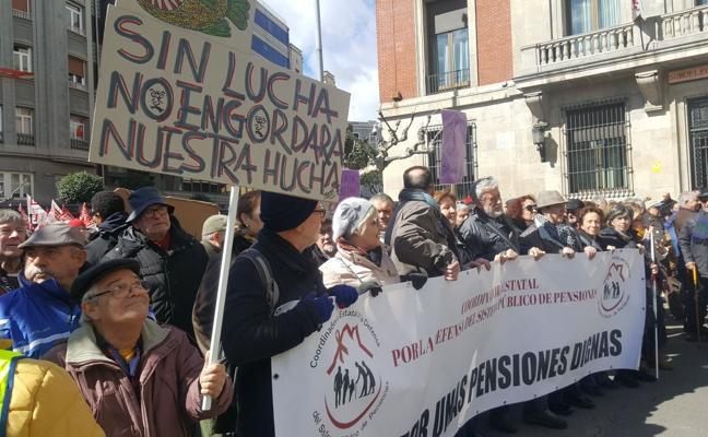 leonoticias.tv   En directo la marcha en defensa de las pensiones