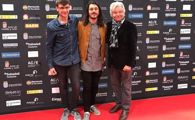 Carlos Villafaina se alza con el Roel de Oro de la Semana de Cine de Medina del Campo
