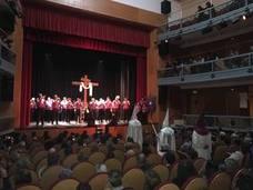 El pregón escenificado de La Pasión abre la cita con la Semana Santa en Ciudad Rodrigo