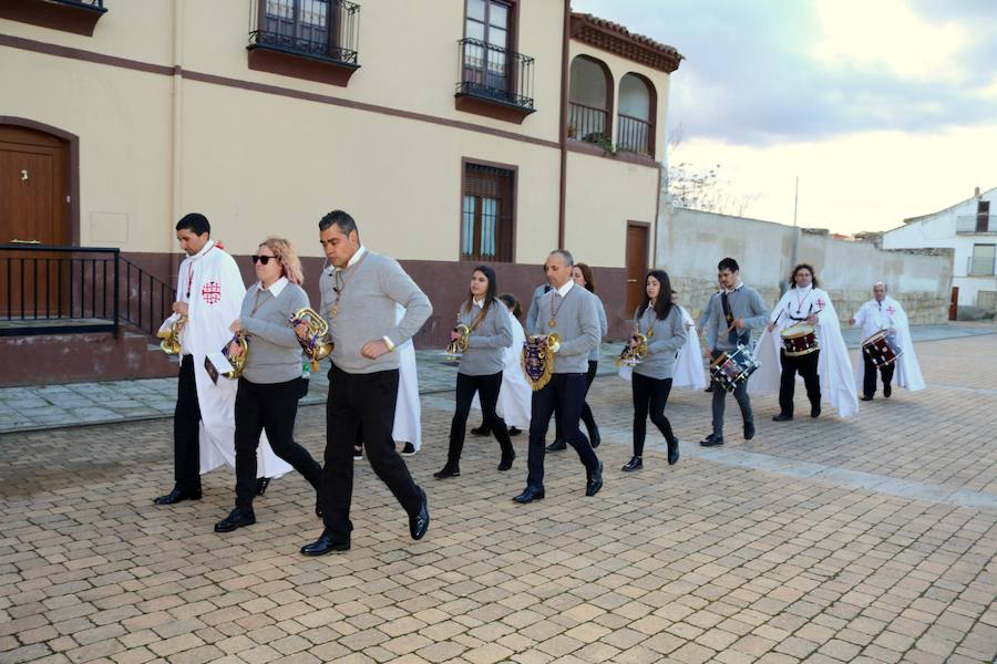 Certamen de bandas de Semana Santa en Dueñas
