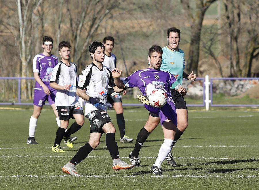 CD Becerril (1-2) Palencia Cristo Atlético