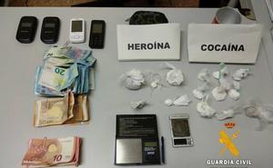 Ingresa en la cárcel de Topas por vender cocaína, heroína y éxtasis en Ciudad Rodrigo