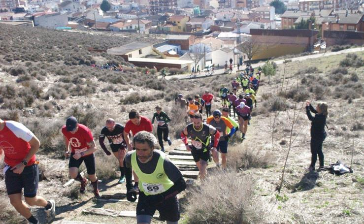 Trail Castillo de Íscar